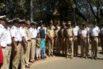 Road Safety Week Painting Competition Inaugurated by Police Commissioner ,N S Megharikh