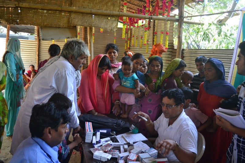 Chikungunya Outbreak: CSDR Foundation's intervention helps 100 plus Patients