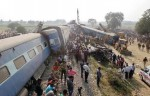 Indore-Patna Express train derails near Kanpur approx 142 killed, more than 200 injured in the tragedy