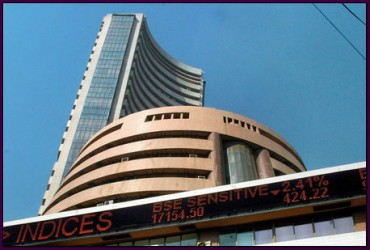 Sensex marks biggest loss in five weeks, slides 449 points