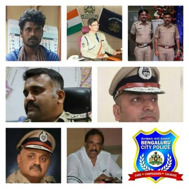 K G Halli Pocso Case Cracked within 12 hours by East Division police, Perverter booked under Attempt to Murder .