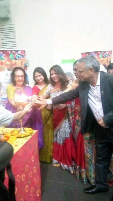 "Shishur Sevay organised ""Authenticity""."
