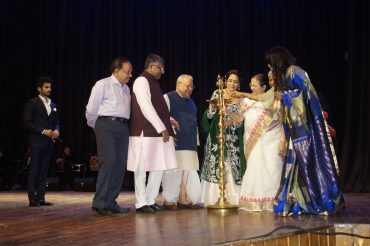 Hema Malini's India-Georgia cultural 'SYNERGY' a huge success in Delhi!!