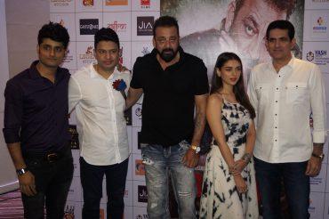 Bhoomi: Sanjay dutt's comeback film with Aditi Rao Hydari