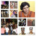 Senior Journalist And Advocate Of Freedom Of Press Gauri Lankesh Murdered At Her Residence In Bengaluru.