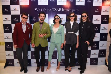 The City of Delhi Witnessed the Launch of Men's Wear brand TZAR