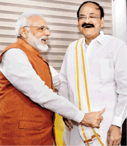 """""""BJP Leaders on all Top Constitutional Posts"""""""