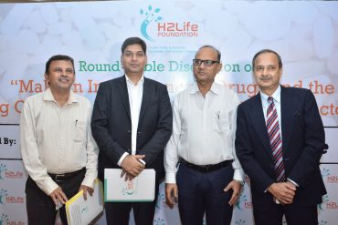 "H2 Life Foundation's Round-Table Discussion on ""Make in India: Generic Drugs and the big opportunity in the Indian Pharma Sector"" a Big Success"