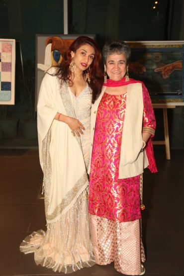 Dr. Sanjana Jon and Mrs. Ratan Kaul hosts an evening for a special calendar preview in support of NARI SHAKTI and BETI BACHAO BETI PADAO