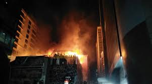 PM expresses pain over the loss of lives due to fire in Mumbai