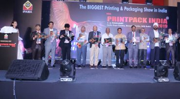 Entire Graphic Arts Industry at a Single Platform during the Promotional Meet of PRINTPACK INDIA at Mumbai