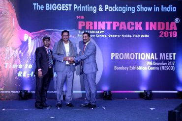 Vipin Gaur Honored for his Contribution to Media Industry