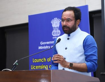 Shri G. Kishan Reddy launches Unified Portal for Licensing of Eating Houses/ Lodging Houses in NCT of Delhi