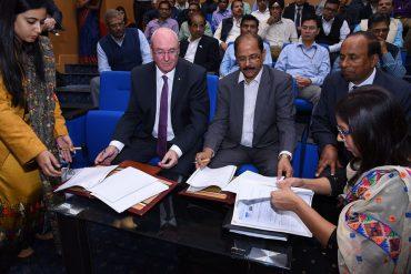 जल संकट किसी एक देश का नहीं, बल्कि पूरी दुनिया का मुद्दा है :  श्री गजेन्द्र सिंह शेखावत