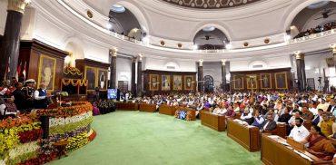 70वें संविधान दिवस पर संसद के संयुक्त सत्र में प्रधानमंत्री के संबोधन का मूल पाठ