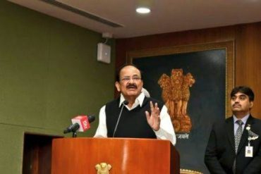 Rajya Sabha to form an informal group of MPs to discuss challenges posed by social media- Vice President