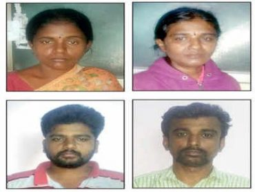 Fake Surety racket busted by CCB,Five including two women and a lawyer arrested .