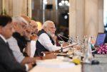 प्रधानमंत्री ने राज्यपालों के 50वें सम्मेलन के उद्घाटन सत्र को संबोधित किया