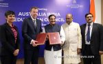 All India Institute of Ayurveda Signs MoU with Western Sydney University Australia
