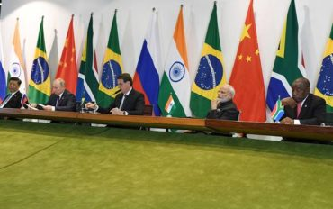 BRICS Business Council created a roadmap to achieve $ 500 billion Intra-BRICS trade target by the next summit :PM