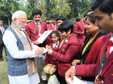 PM to interact with winners of Rashtriya Bal Puraskar 2020