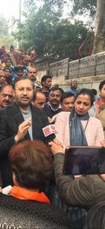 Some people are trying to create confusion in the society but they will not succeed – Prakash Javadekar