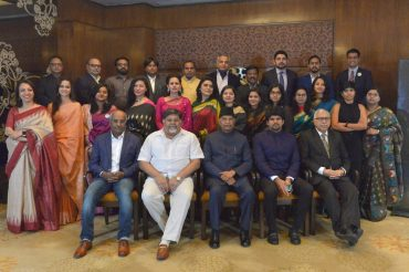 President of India Presents 14th Ramnath Goenka Excellence in Journalism Awards