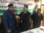 Dr.Vipin Gaur nominated as chairman of scouts and guides ,North india.