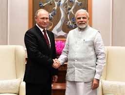 Telephone conversation of the Prime Minister with the President of the Russian Federation