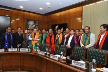 Bodo Agreement – another success of PM's vision of 'Sabka Saath, Sabka Vikas, Sabka Vishwas': Shri Amit Shah