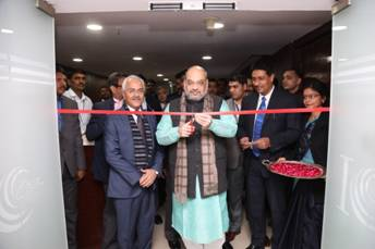 Shri Amit Shah inaugurates Indian Cyber Crime Coordination Centre (I4C) in New Delhi , dedicates National Cyber Crime Reporting Portal to the Nation