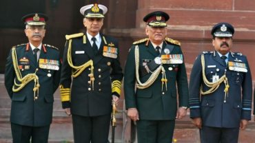 General Bipin Rawat assumes charge of first Chief of Defence Staff