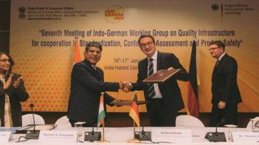 Indo-German Working Group on Quality Infrastructure strengthens trade through cooperation on safe and secure products