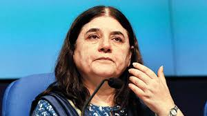 Crossing Barriers Discussion on book Destiny's Flower, by Kajoli Khanna along with Maneka Gandhi
