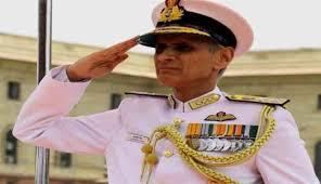 Chief of the Naval Staff Admiral Karambir Singh visits NCC Republic Day Camp 2020