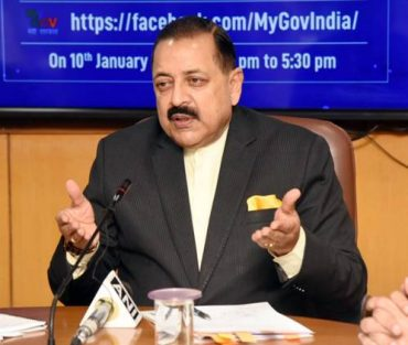 """""""Government has nothing to hide,"""" says MoS Dr. Jitendra Singh"""
