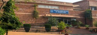 MHRD Secretary Shri Amit Khare holds meetings with JNU administration and students of JNU