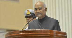 The President of India accepts the resignation of Prof. R. L. Hangloo, Vice-Chancellor, University of Allahabad