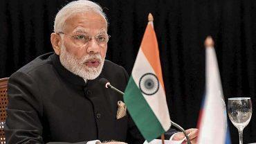 Telephone Conversation between Prime Minister Shri Narendra Modi and the Prime Minister of Australia H.E. Mr. Scott Morrison