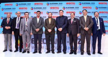 Heavy Industries & Public Enterprises Minister Inaugurates ELECRAMA 2020