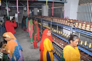 KVIC opened first silk processing plant in Gujarat to boost production of signature Patola Saree