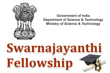 14 scientists awarded Swarna Jayanti Fellowships for 2018-19