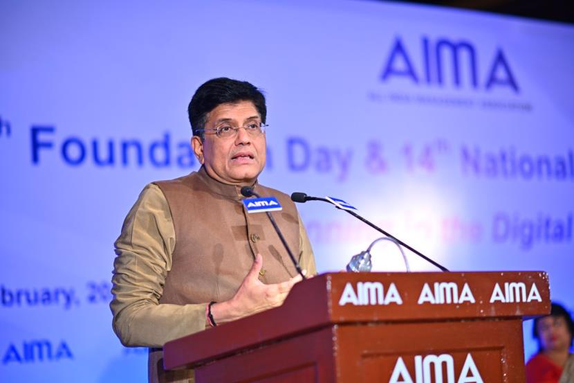 USD 5 trillion economy goal is achievable goal in coming five years: Shri Piyush Goyal