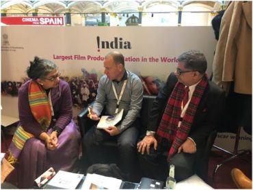 Indian Delegation at Berlinale 2020 discusses collaboration with Jerusalem International Film Festival
