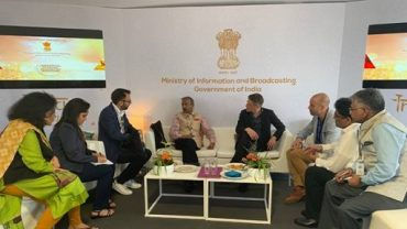 India explores opportunities for co-production and collaborations in films with International counterparts