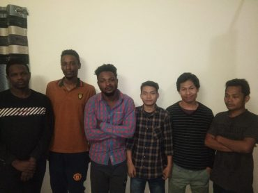 International Level Fake online Kidney racket busted by Banaswadi police,Six including three foreign Nationals arrested :
