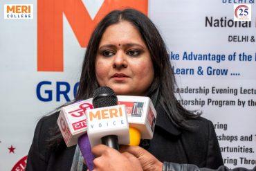 MERI College & NHRDN Organise HR Conclave