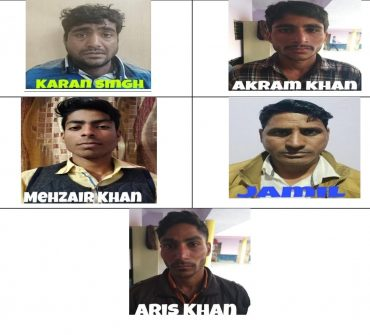 Five Inter-State Dreaded cyber crooks held,QR code online fraud racket busted by Cyber Crime Cops 200 cases detected  :