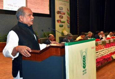 Shri Narendra Singh Tomar chairs 91st Annual General Meeting of the ICAR Society
