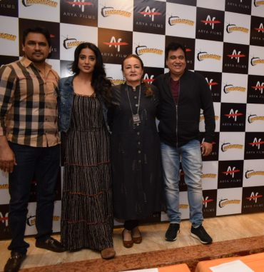 Doordarshan Movie Starcarst arrived in Delhi For the Promotions